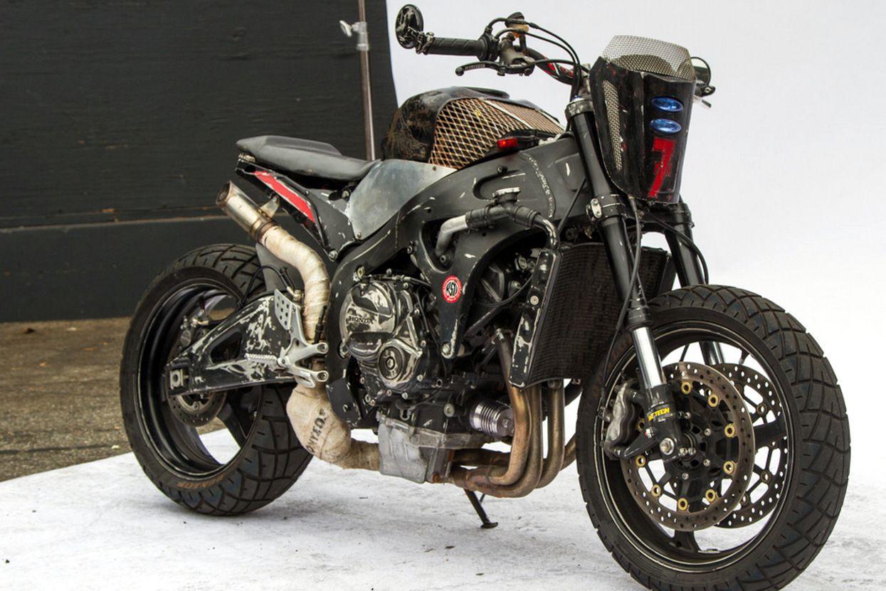 CBR600RR custom